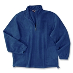 365 Inc Quarter Zip Fleece (Royal)