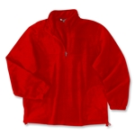 365 Inc Quarter Zip Fleece (Red)