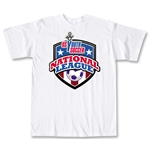 Camiseta de US Youth Soccer National League
