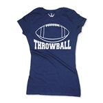 Throwball Women's Soccer T-Shirt