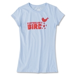 Footballers Bird Women's Soccer T-Shirt