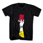 Red Card T-Shirt (Black)
