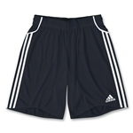 adidas Equipo Youth Soccer Shorts (Black)