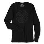 Objectivo Celtic Shamrock Long Sleeve Thermal (Black)