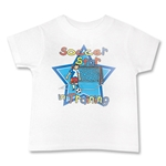 Soccer Star in Training T-Shirt (White)