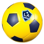 LA Galaxy Foam Soccer Ball
