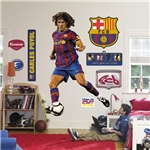 Barcelona Carles Puyol Calcomania de Pared