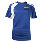 Colombia Gambeta Women's Soccer Jersey (Royal)