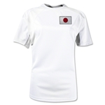 Japan Gambeta Women's Soccer Jersey (White)