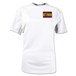 Spain Gambeta Women's Soccer Jersey (White)