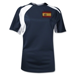 Spain Gambeta Women's Soccer Jersey (Navy)