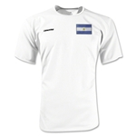 Argentina Torino Soccer Jersey (White)