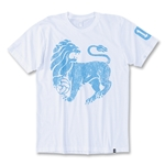 Blue Lion Soccer T-Shirt