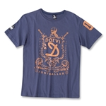 Retro T-Shirt (Navy)