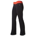 Women's Waist Pants (Blk/Red)