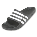 adidas Duramo Slide (Black/White)