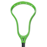Brine Blueprint Unstrung Lacrosse Head (Lime)