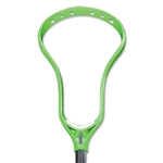 Brine Blueprint X Unstrung Lacrosse Head (Lime)