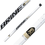 Brine F55 30 Lacrosse Shaft (White)