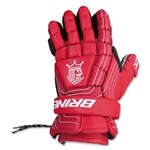 Brine King Superlight LAX Gloves 13 (Red)