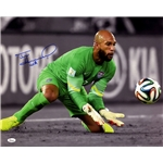 Steiner Sports Tim Howard Signed Save 16x20 Photo (JSA)