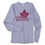 Objectivo Canada Les Rogues LS Thermal (Gray)