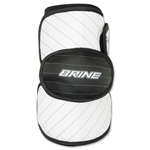 Brine Esquire LAX Arm Pads (White)