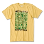 Objectivo South Africa T-Shirt