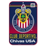Chivas USA Sign
