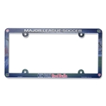 NY Red Bulls License Plate Frame