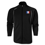 France Torino Zip Up Jacket (Black)