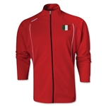 Italy Torino Zip Up Jacket (Red)