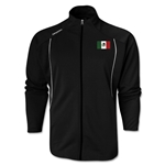 Mexico Torino Zip Up Jacket (Black)