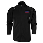 Russia Torino Zip Up Jacket (Black)