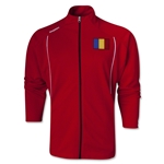 Romania Torino Zip Up Jacket (Red)