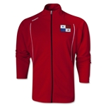 Panama Torino Zip Up Jacket (Red)