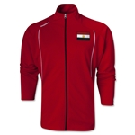 Egypt Torino Zip Up Jacket (Red)