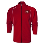 Tunisia Torino Zip Up Jacket (Red)