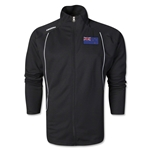 New Zealand Torino Zip Up Jacket (Black)