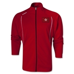 Hong Kong Torino Zip Up Jacket (Red)