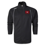 Hong Kong Torino Zip Up Jacket (Black)