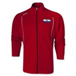 Paraguay Torino Zip Up Jacket (Red)
