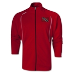 Trinidad & Tobago Torino Zip Up Jacket (Red)