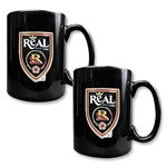 Real Salt Lake Two Piece Ceramic Mug Set