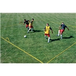 Kwik Goal Training Grid (Red)