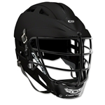 Cascade CS Youth Lacrosse Helmet (Black)