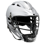 Cascade CS Youth Lacrosse Helmet (White)