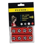 Soccer Ball Sleeve Flexer (Red)