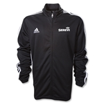 adidas Serevi Tiro II Training Jacket (Black)
