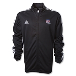 adidas USA Sevens Tiro II Training Jacket (Black)